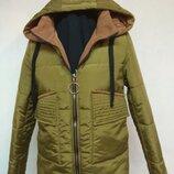 Молодёжная куртка Весна 44- 50 Цвета