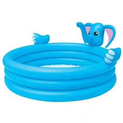 Детский надувной бассейн Bestway 53048 Слоник