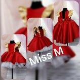 Очаровательное нарядное платье на девочку