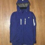Термо куртка, парка, пуховик 2 в 1 Ahkka Швеция, оригинал, р-р М