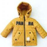 Куртки для мальчиков демисезон