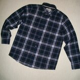Стильная коттоновая рубашка