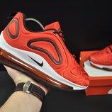 Кроссовки женские Nike Air Max 720 red