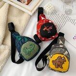 Крутые сумочки с динозавриком