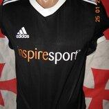 Спортивная фирменная футболка Adidas Адидас .11-14 лет .