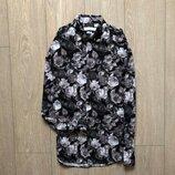Рубашка в цветы Topman