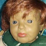 шикарная коллекционная характерная кукла Panre Испания оригинал клеймо винтаж 41 см