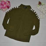 Рубашка New Look 9 лет, 134 cм.