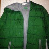 Куртка пуховик United Colors Of Benetton