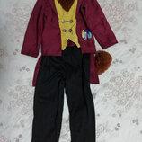 Карнавальный костюм лиса лисенка ROALD DAHL на 5-6лет