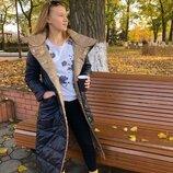 Пальто Модель 520VL Размеры- 42-44,46-48 Ткань- плащевка, синтепон 250