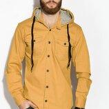 Рубашки с капюшоном большой выбор расцветок.