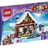 Конструктор LEGO Friends Горнолыжный курорт шале 41323 лего френдс