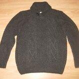 Теплый свитер, джемпер, реглан TU, L, 15 % шерсть
