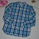 Рубашка Lyle & Scott 12 - 13 лет, 152 -158 см.