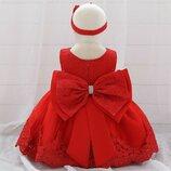 Нарядное шикарное платье р. 90-120