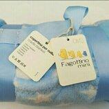 Бомбезный, мягусенький плед/одеяло для деток от OVS kids, оригинал