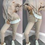 Новинка Модный костюм с имитацией с удлинённым бантиком