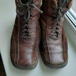 Ботинки теплые 41 р