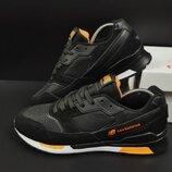 мужские кроссовки New Balance черные 41-46р