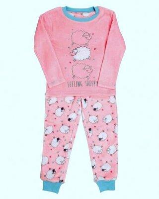 Продано: Пижамка пушистый флис от Dunnes Stores на 5-6,7-8,9-10 лет