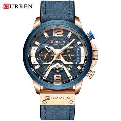 Мужские Наручные Часы Curren 8329