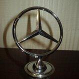 Эмблема прицел на капот Mercedes
