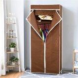 Шкаф - гардероб тканевый складной 8863 Brown