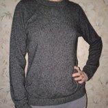 Кашемировый элегантный свитерок h&m, 100% кашемир, М, наш 44
