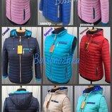 42-66, Демисезонная женская куртка-трансформер, большие размеры. Демисезонная куртка. Жіноча куртка