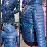 42-54, Молодежная куртка деми. Демисезонная куртка. Жіноча куртка. куртка с капюшоном.