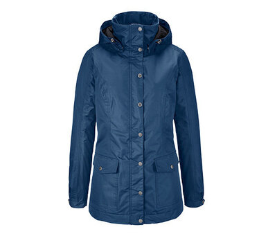 Парка женская термо TCM Tchibo куртка термокуртка