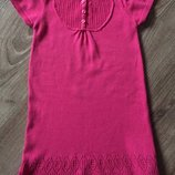 Фирменное платье-туника George, 3-6 лет
