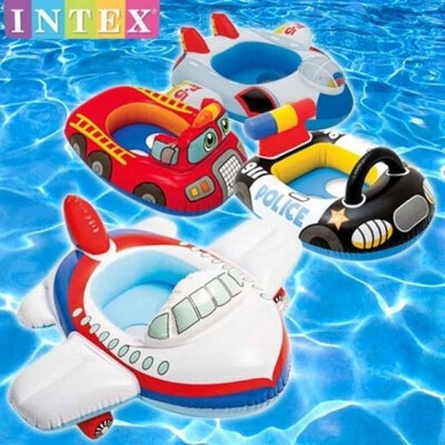 Надувной плотик для плавания Intex 59586 3 вида