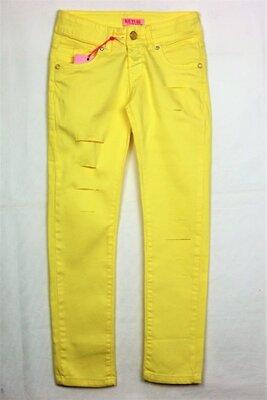 Низкая цена - супер качество Стильные джинсы для девочки Венгрия