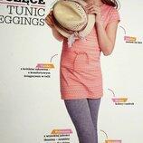 Комплект туника и легинсы на девочку yangstyle