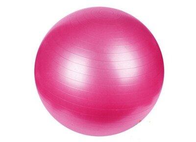 Мяч для фитнеса Profit 65 см без коробки 0382 Розовый