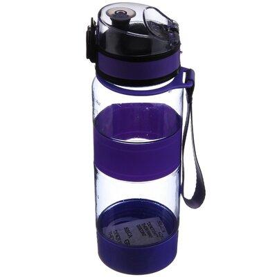 Спортивная бутылка A-PLUS 450 мл PB-450 Фиолетовая