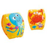 Надувные детские нарукавники Крабик 1-3 года Intex 56662