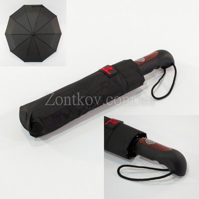Мужской зонт полный автомат с каркасом анти-ветер от Bellissimo 601