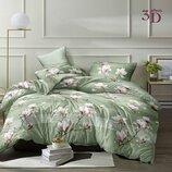 Качественное постельное белье Ольвия, сатин
