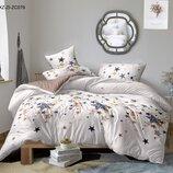 Качественное постельное белье Пульсар, сатин