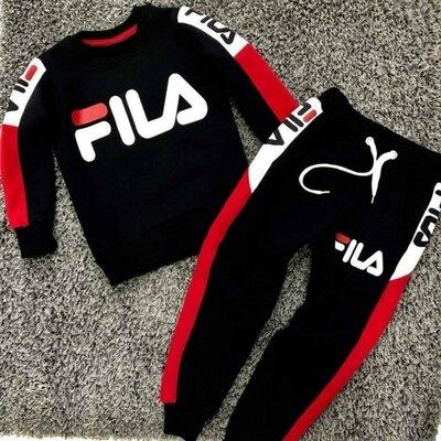 Детский спортивный костюм Fila. В наличии все размеры