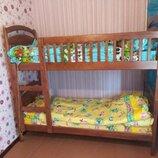 Красивая модель кровати.