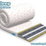 Тонкий матрас SleepRoll Extra Linen