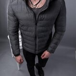 Стильная мужская куртка на осень/весну М-Л-Хл-Ххл-Хххл