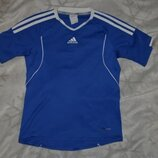 Термо футболка Adidas climacool оригинал рост 140 на 10 лет