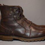 Ботинки Caterpillar Cat мужские кожаные. Оригинал. 45 р./30.5 см.