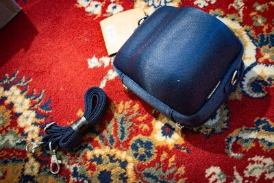 Чохол до фотоапарату Rivacase 7117-M PS Dark Blue