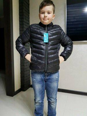 Куртка детская демисезонная от 2-10лет